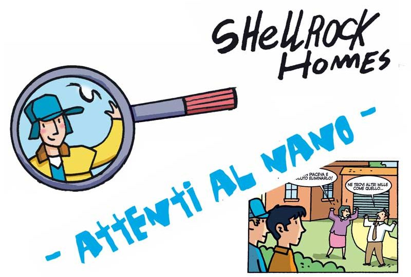 Shellrock Homes Attenti al nano! | Gallery