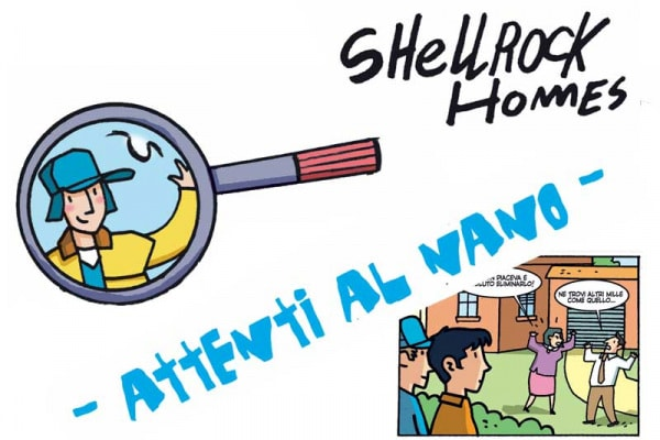 Shellrock Homes | Attenti al nano!