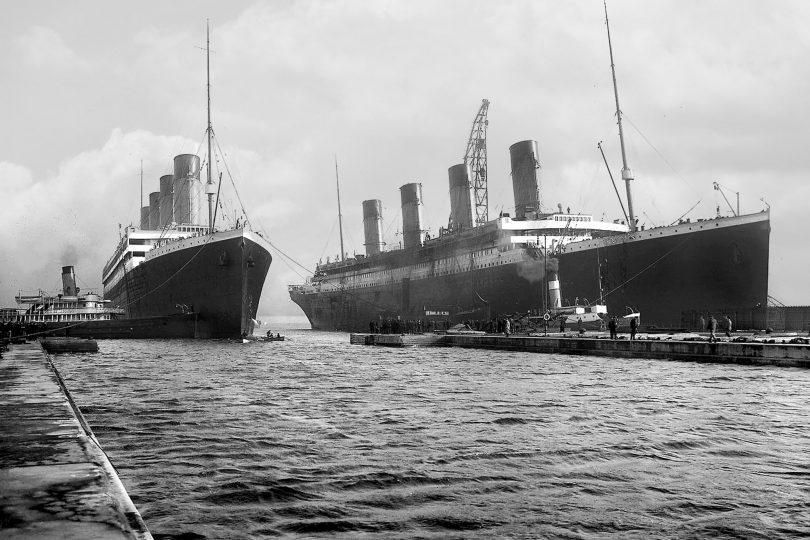 """Junior reporter, la nave """"UTOPIA"""" naufragata come il TITANIC"""