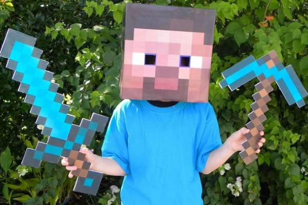 Costumi Minecraft
