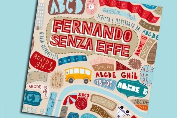 Fernando senza effe arriva in libreria
