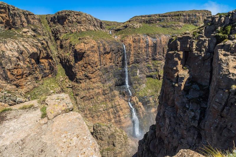 cascate più alte del mondo