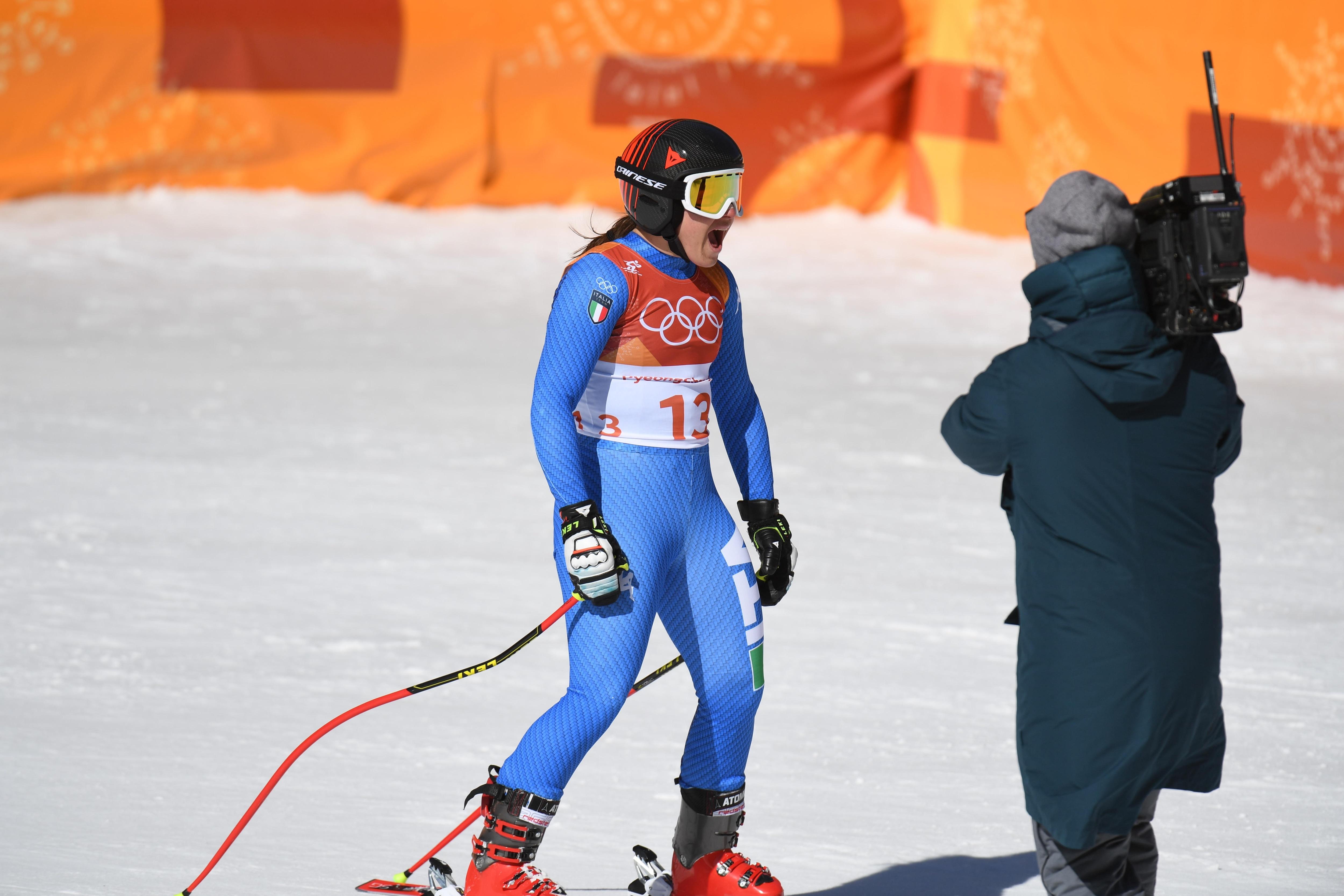 Le foto più belle della sciatrice Sofia Goggia, oro alle Olimpiadi / Image 1