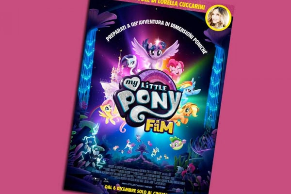 Al cinema | My little pony – Il film