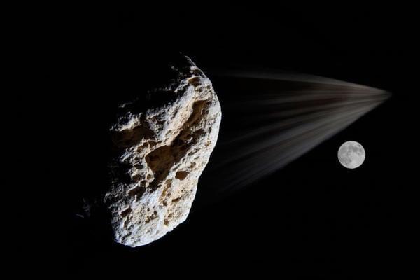 Scoperta la famiglia di asteroidi più vecchia del Sistema Solare