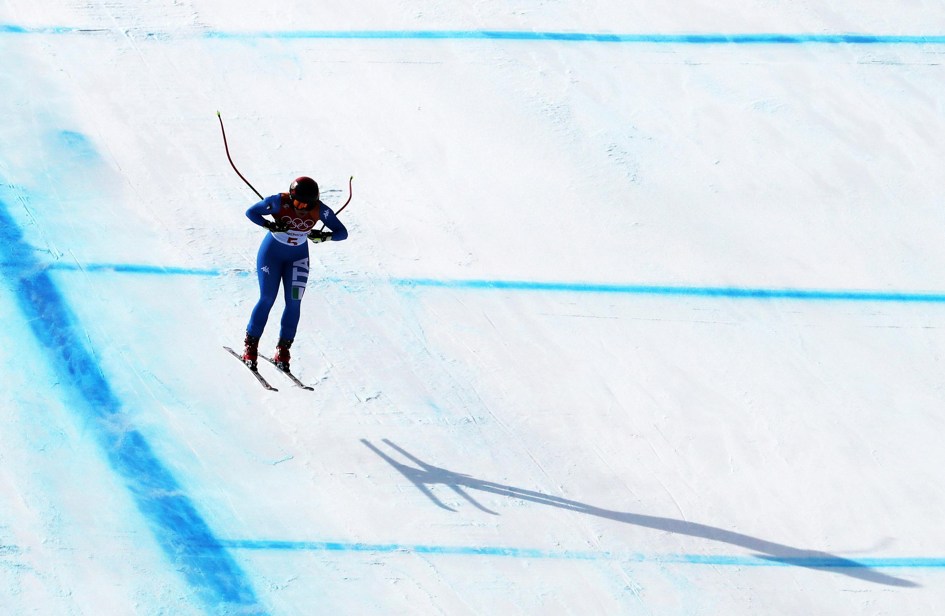 Le foto più belle della sciatrice Sofia Goggia, oro alle Olimpiadi / Image 15