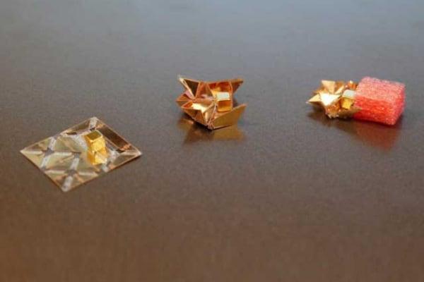Alla scoperta del robot origami!