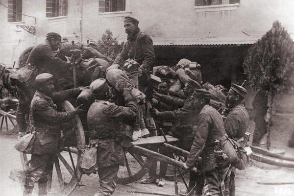 24 ottobre 1917: la disfatta di Caporetto