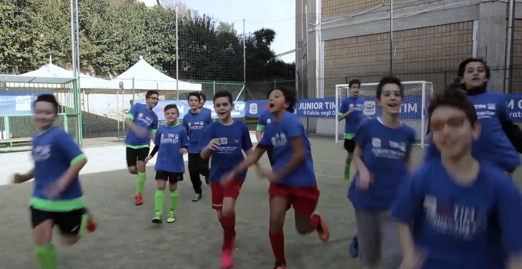 Calcio: la Coppa Italia dei giovanissimi in serie A