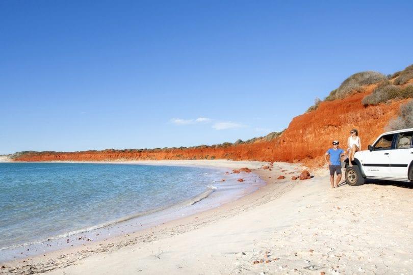 Le spiagge più strane e colorate del mondo