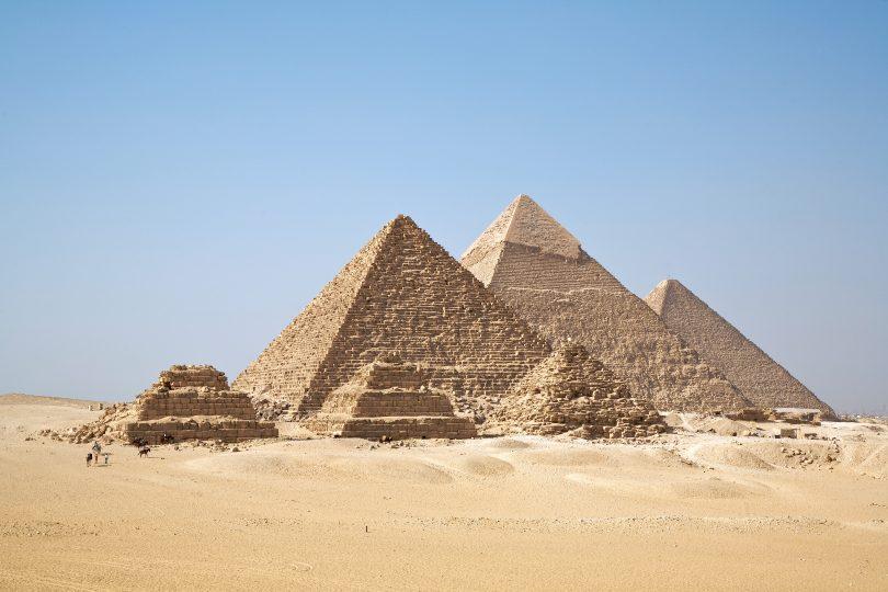 Come è stata costruita la piramide di Giza: scoperto il mistero