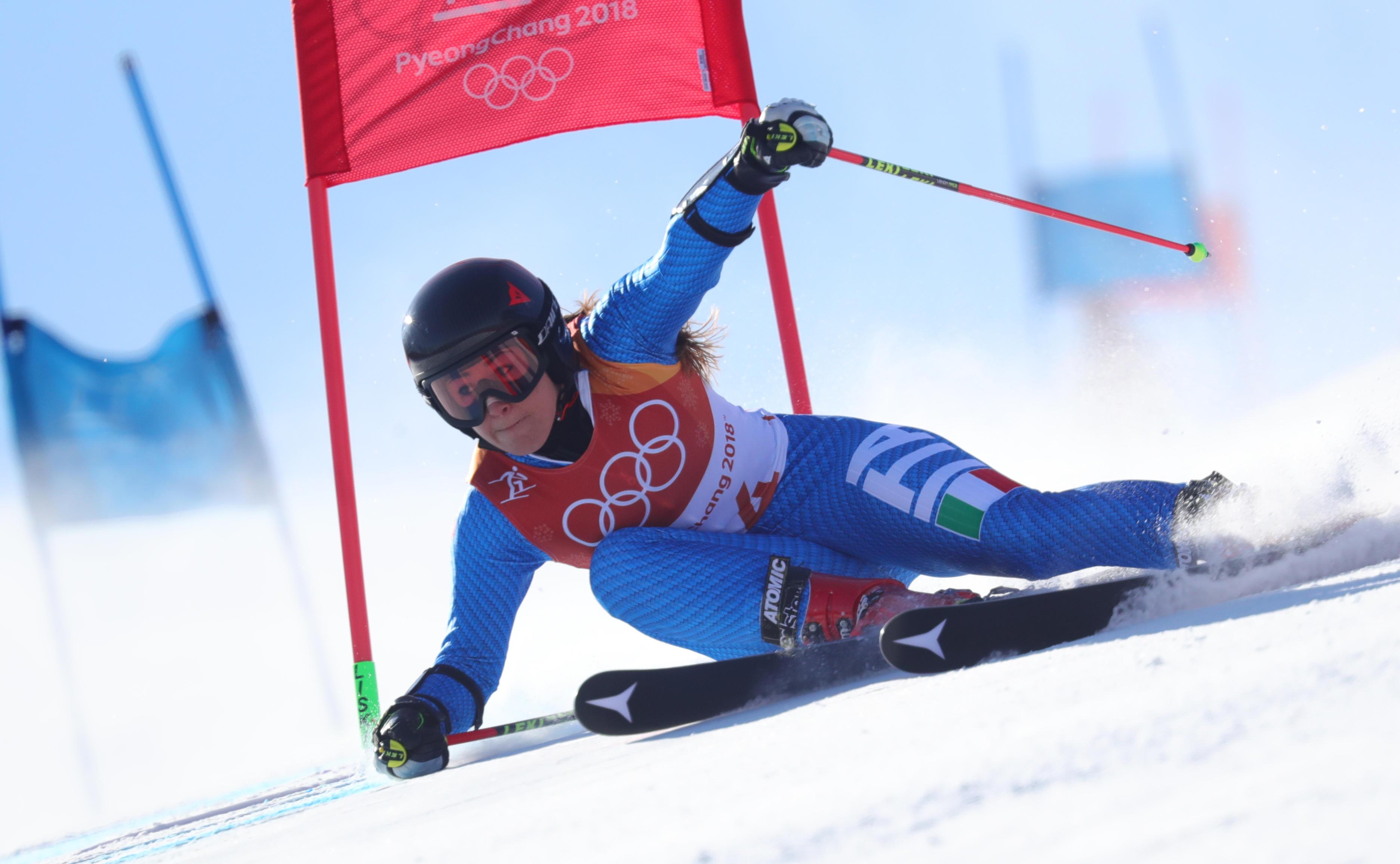 Le foto più belle della sciatrice Sofia Goggia, oro alle Olimpiadi / Image 2