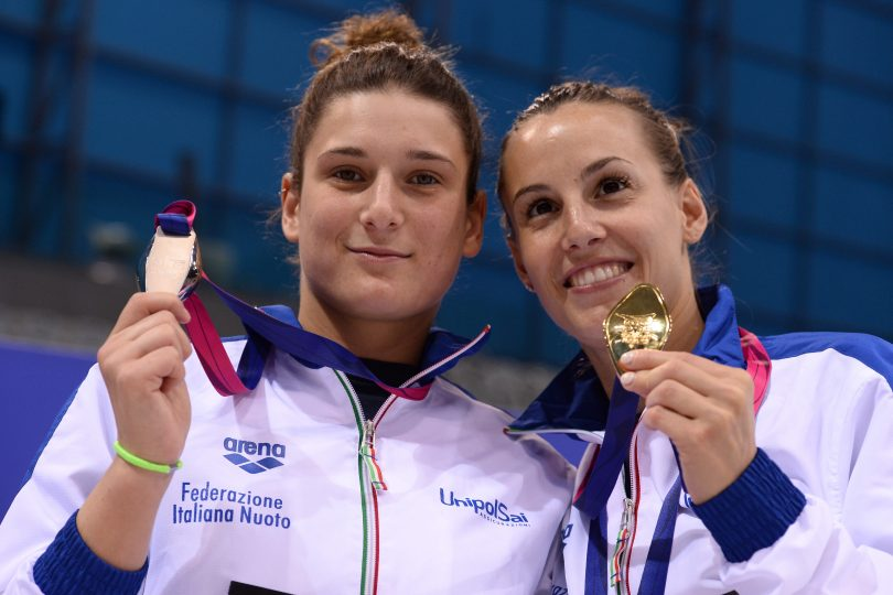 Mondiali di nuoto 2017: Elena Bertocchi vince il bronzo. L'abbiamo intervistata.