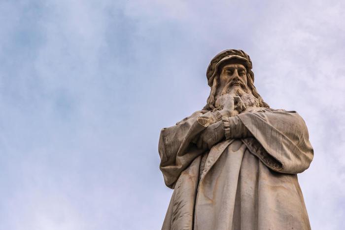Le invenzioni di Leonardo, un uomo avanti nel tempo!