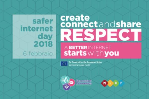 Safer Internet Day: Condividiamo il rispetto!