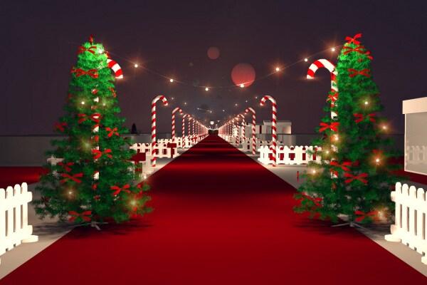 Venite a scoprire la magia del Natale a G! come giocare