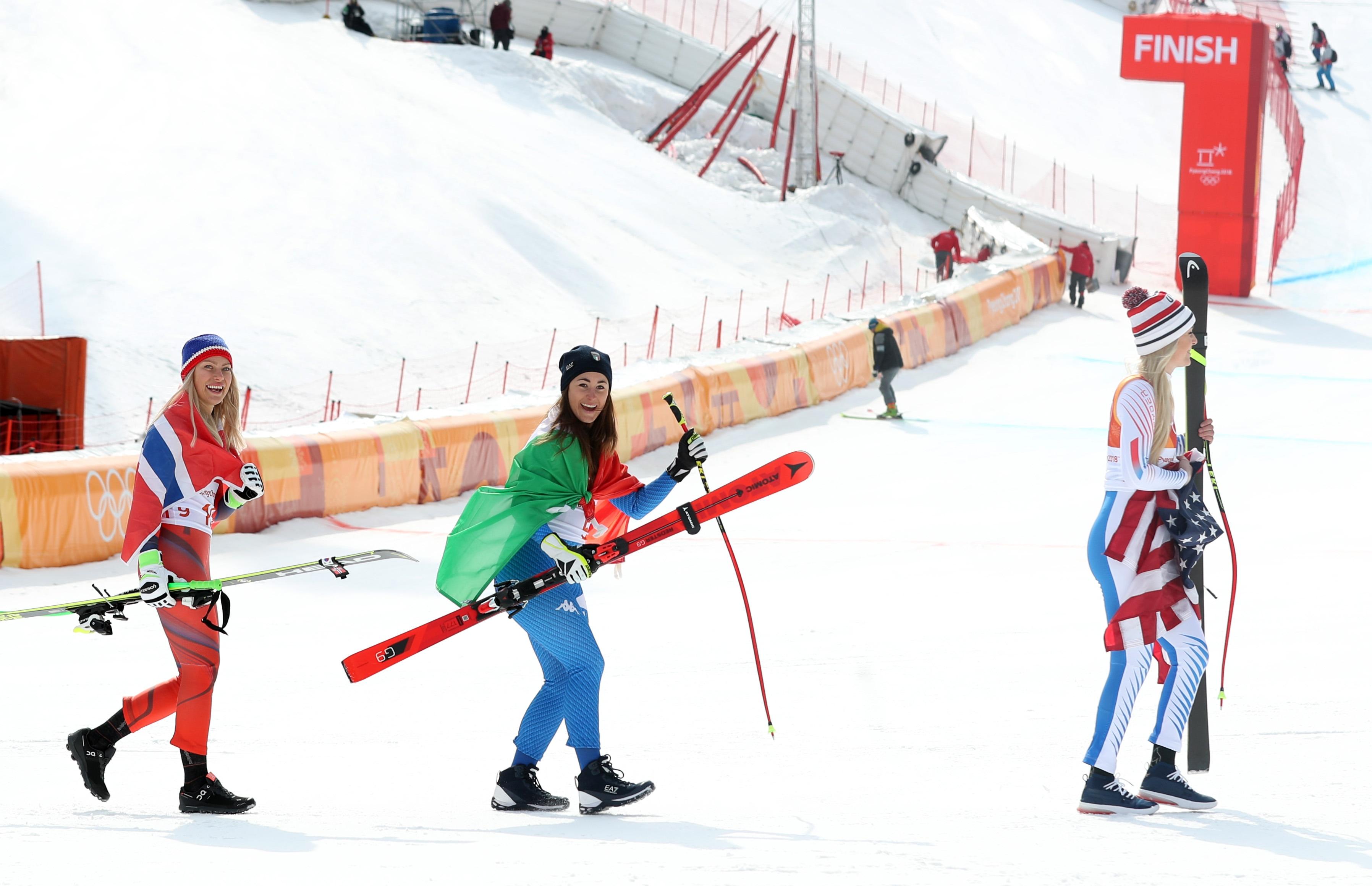 Le foto più belle della sciatrice Sofia Goggia, oro alle Olimpiadi / Image 16