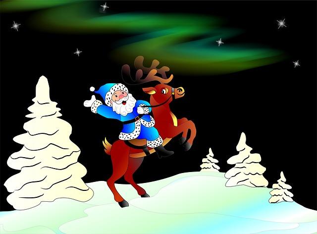 La Storia Babbo Natale.La Vera Storia Di Babbo Natale Focus Junior