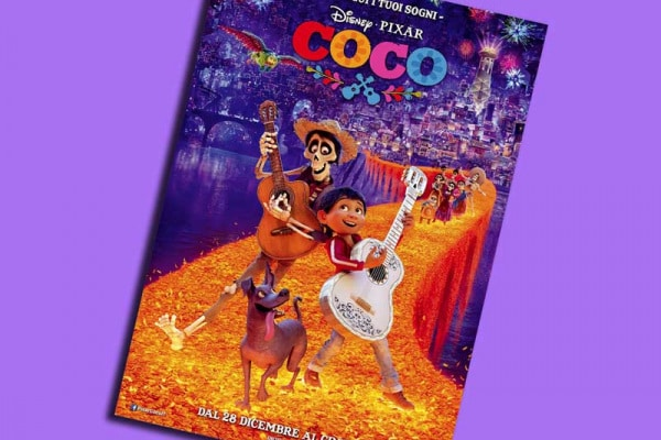 Coco, il film degli scheletri colorati