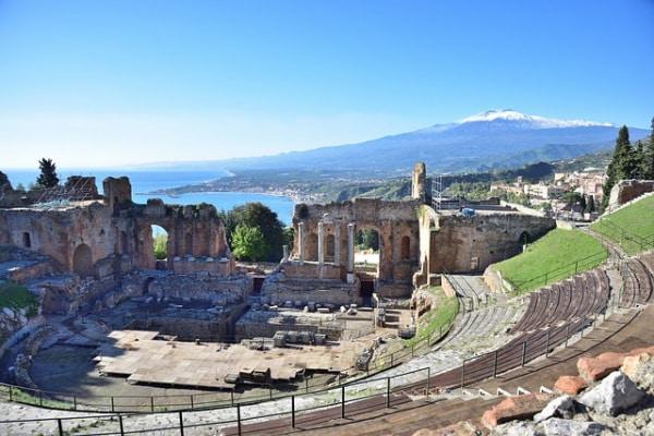 Geografia d'Italia | La Sicilia