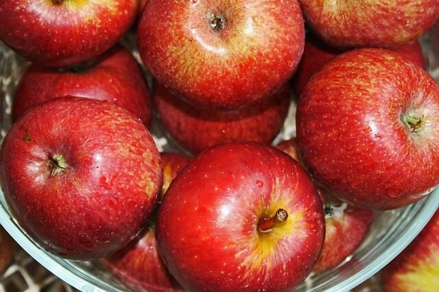 Quanto può essere virale un sacchetto di mele? TANTO…
