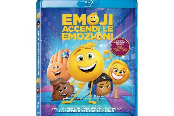 Emoji – Accendi le emozioni: ora puoi vederlo in dvd!