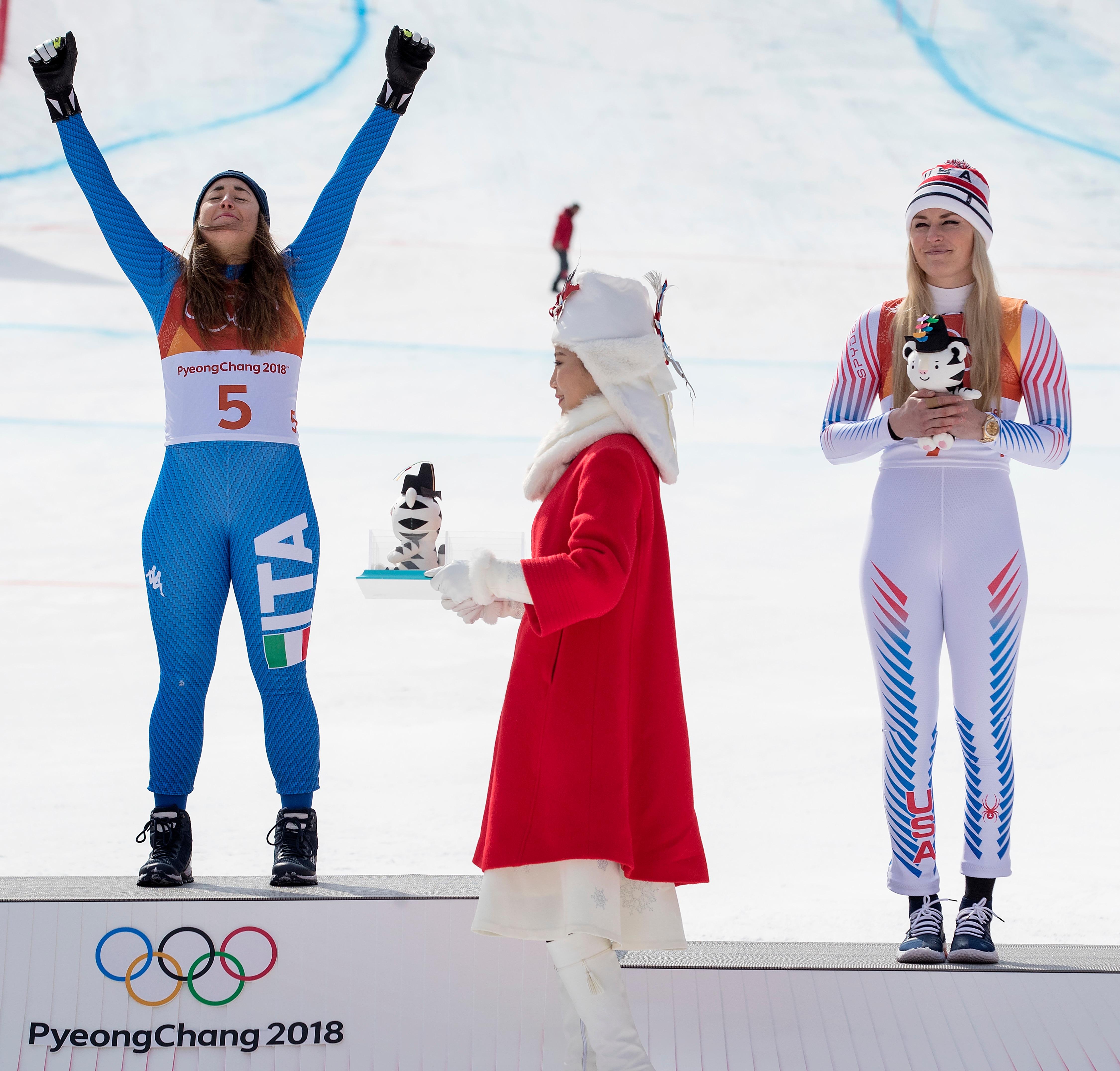 Le foto più belle della sciatrice Sofia Goggia, oro alle Olimpiadi / Image 17