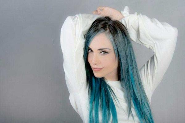 Ketty Passa: la cantante dai capelli turchini