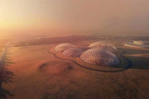 Mars Science City, la prima città marziana. Sulla Terra!