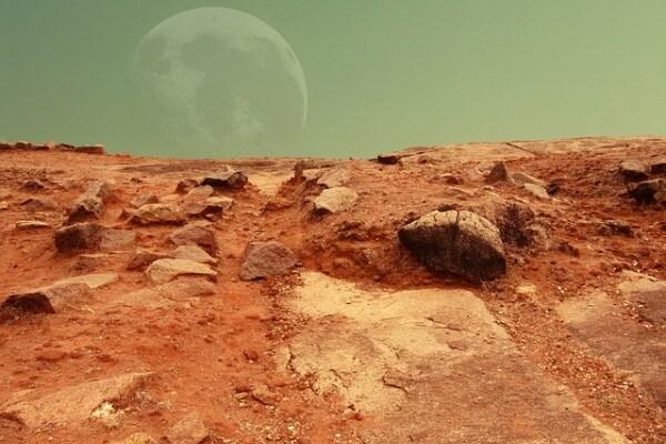 Il cambiamento climatico ha impedito la vita su Marte?