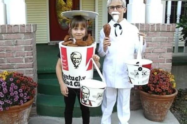 Idee pazzesche per costumi di Halloween alternativi!