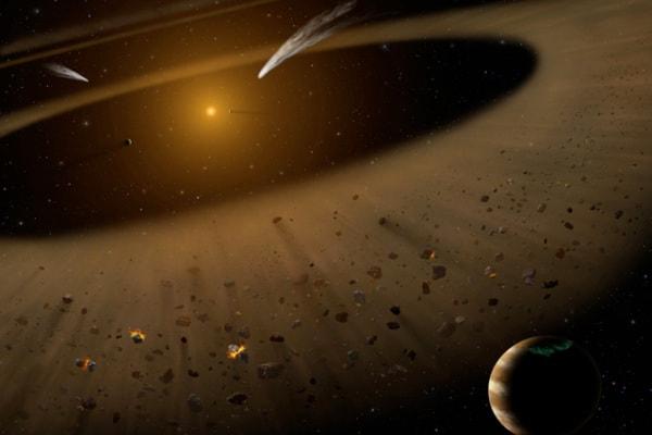 """Scoperta una """"macchina del tempo spaziale"""": potremo """"vedere"""" com'era il Sistema Solare delle origini"""