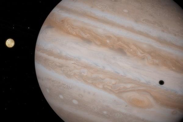 Giove è il pianeta più vecchio del Sistema Solare!