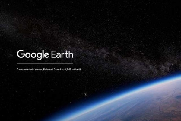 Google Earth lancia i video in diretta dalla Natura!