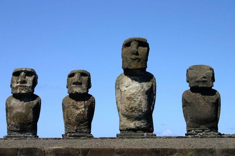 Isola di Pasqua: l'estinzione di Rapa Nui non sarebbe stata causata dal disastro ecologico
