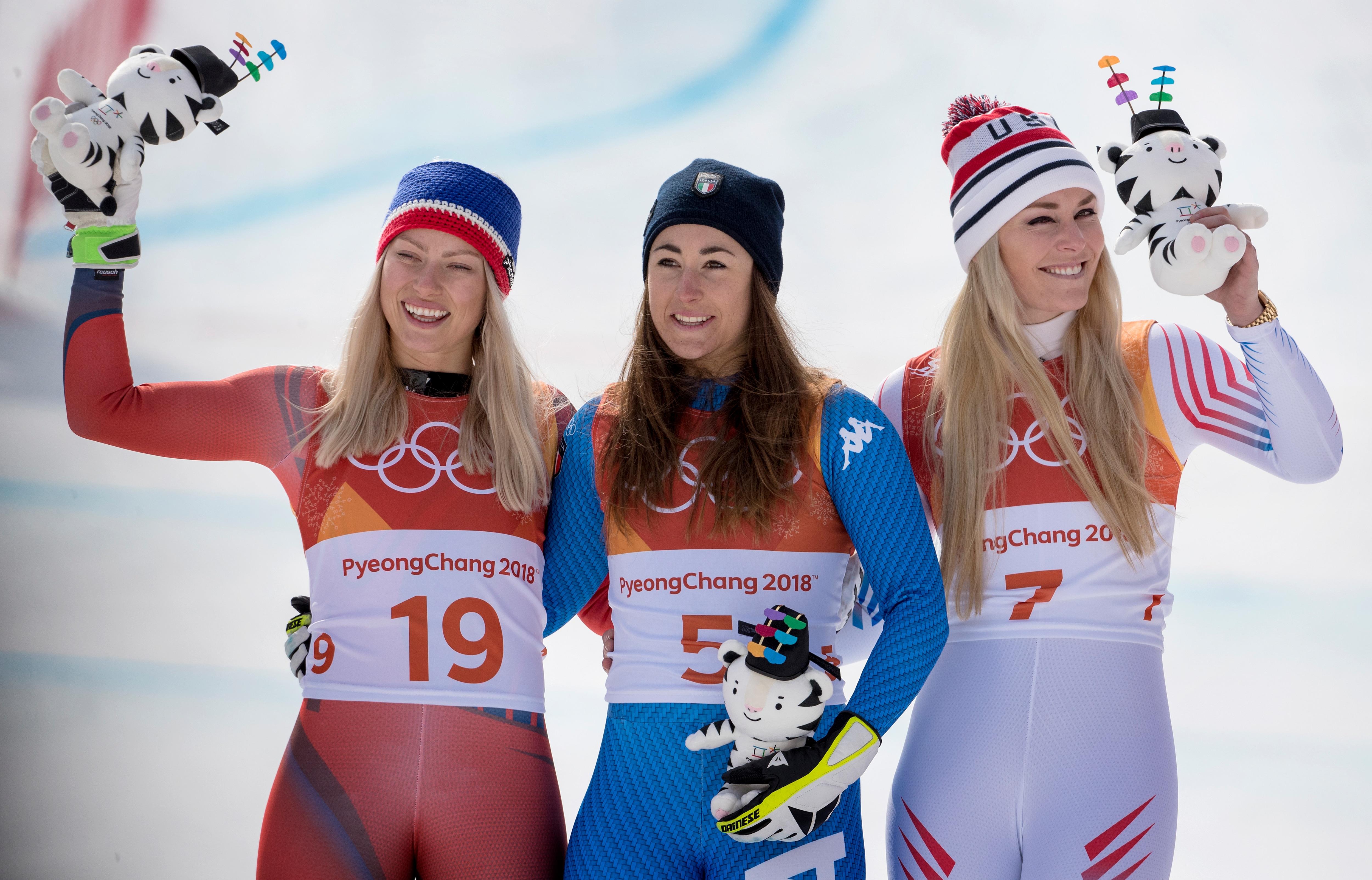 Le foto più belle della sciatrice Sofia Goggia, oro alle Olimpiadi / Image 18