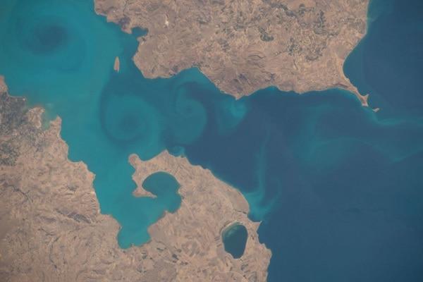 Scoperto un antico castello sommerso in Turchia