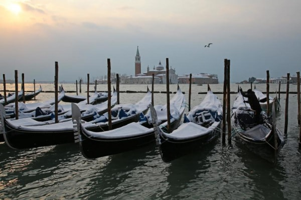 12 suggestive immagini di luoghi innevati in Italia