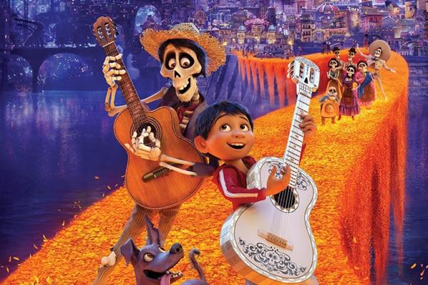 Il film d'animazione Coco si è aggiudicato l'Oscar!