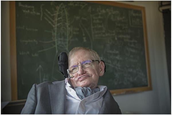 Alle origini del tutto: la vita di Stephen Hawking!
