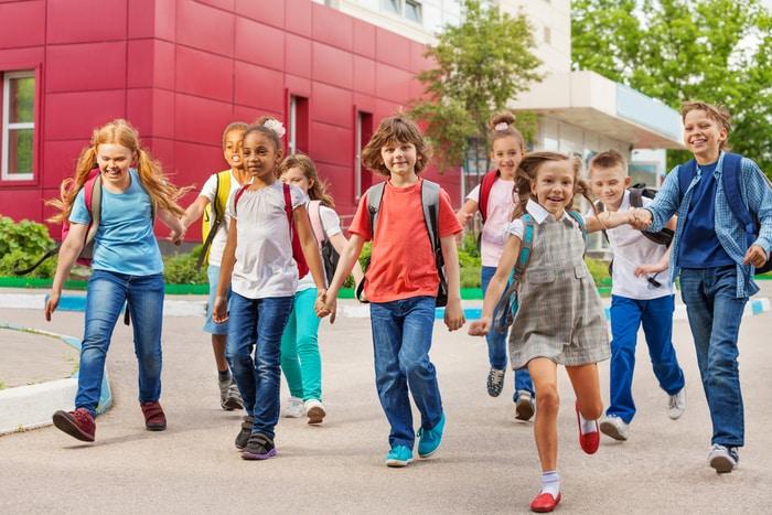 Progetto outdoor education – Camminare intorno alla scuola
